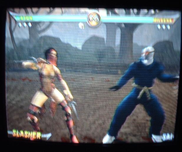 Mortal Kombat Armageddon: Kreate A Fighter Kraziness (Special