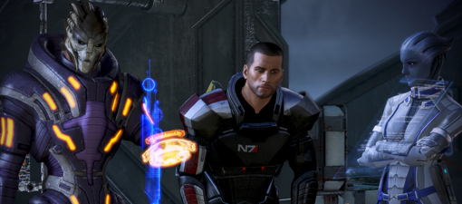 Mass Effect 3 amazon