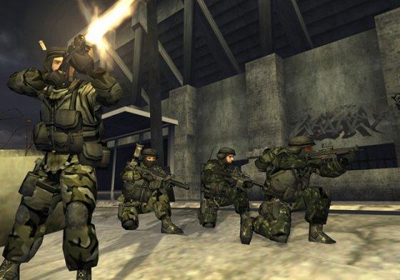 Socom Combined Assault Cheats Ps2