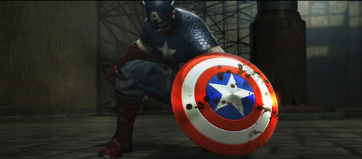 Captain America Xbox 360, PS3 game screenshots