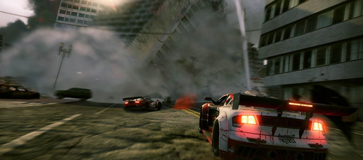 MotorStorm Apocalypse screenshots cars for PS3