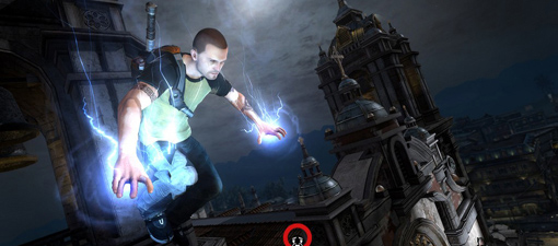 inFamous 2 review screenshot 1