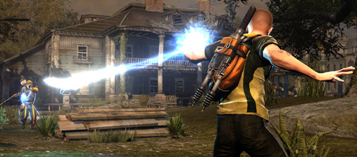 inFamous 2 review screenshot 2