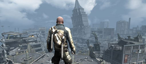 inFamous 2 review screenshot 3