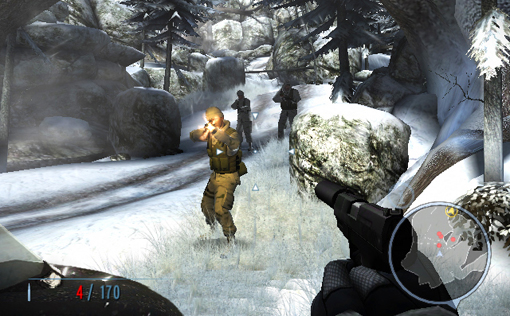 GoldenEye 007 for Wii Makes Us Want to Have a Multiplayer