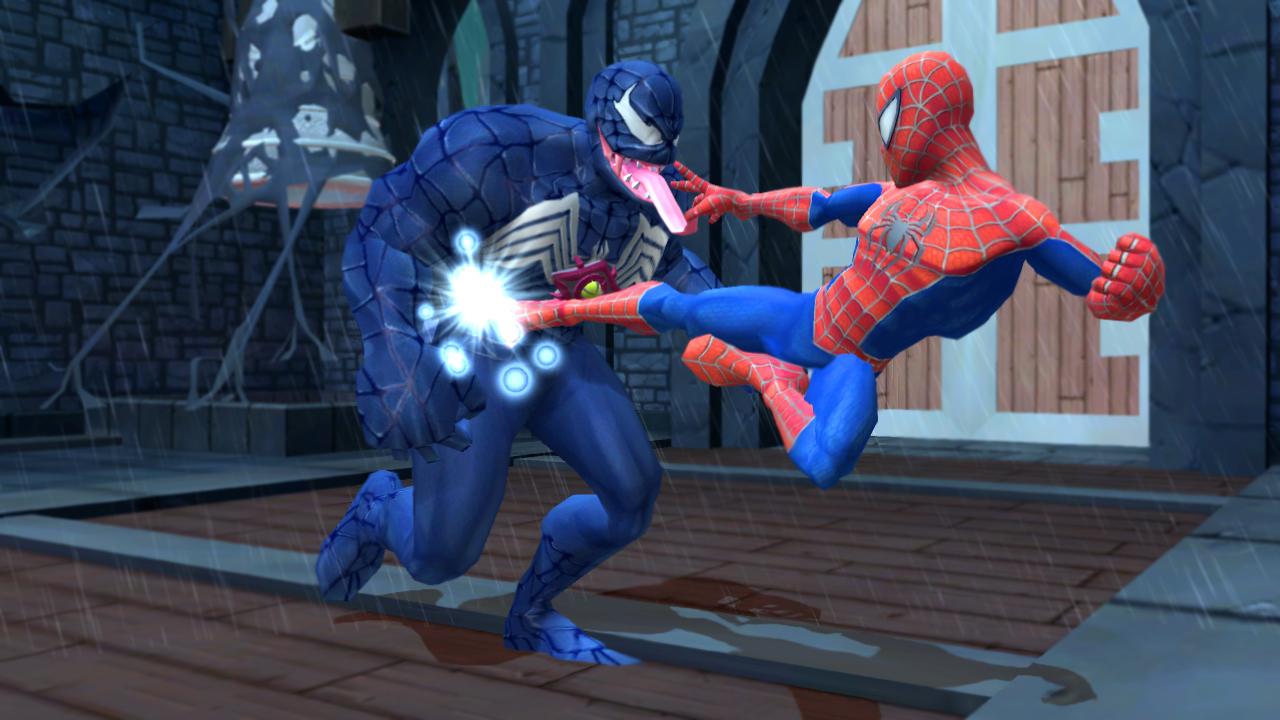 Spider man fight games online