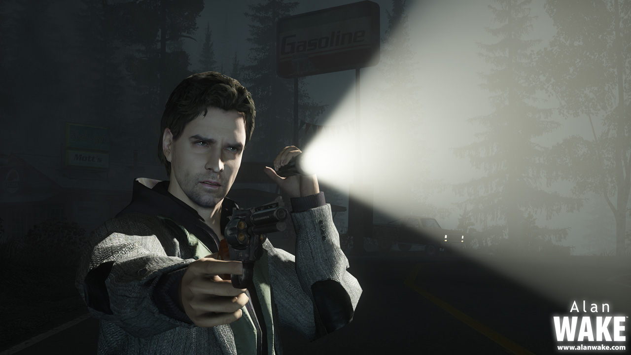 Alan Wake 2 or Alan Wake sequel to be announced with a screenshot on Monday