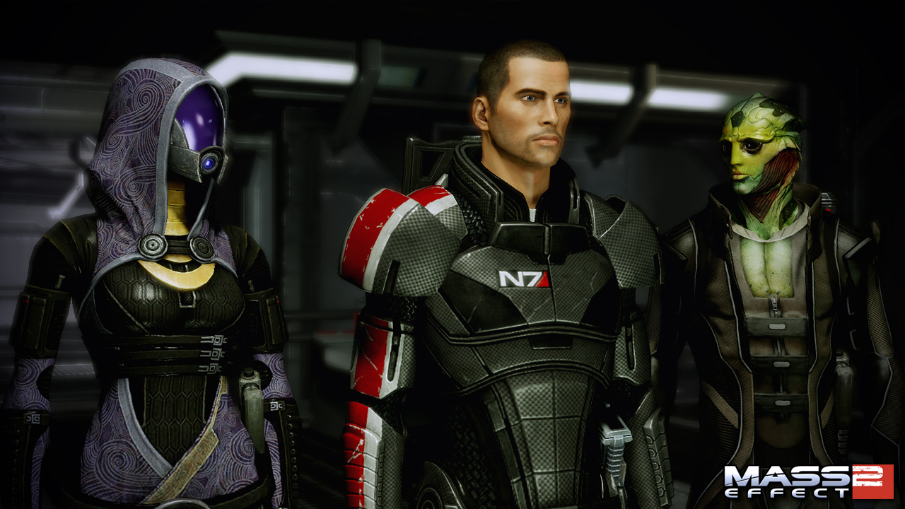 Mass Effect 2 pictured