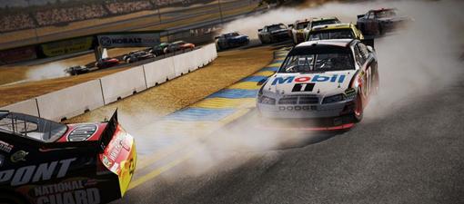 NASCAR 2011 cars list
