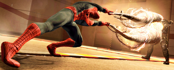 Spider-Man: Edge of Reality for Xbox 360, PS3, Wii, DS 3DS