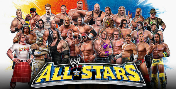WWE All-Stars evokes Aki s N64 arcade wrestling gamesAll Wwe Wrestlers 2013