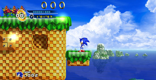 Sonic The Hedgehog 4 Episode I Is So Key Xbox 360 Xbla Review Gaming Target